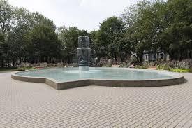 au bureau ste genevieve bureau d ville de montréal fontaine du square