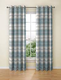 Duck Egg Blue Floral Curtains Curtains Ready Made Net Eyelet U0026 Bedroom Curtains M U0026s Ie