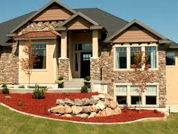 house designs ideas stunning stone home designs gallery decoration design ideas brick