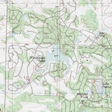 woodhaven lakes map woodhaven lake county illinois reservoir amboy usgs