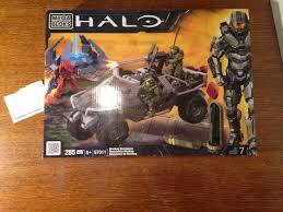 halo warthog mega bloks halo mega bloks 97011 warthog resistance set 7 ebay