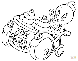 tweety coloring pages free coloring pages