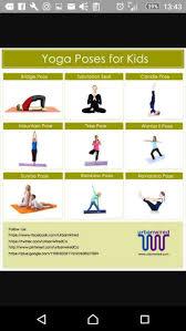 99 best yoga poses for kids images on pinterest yoga for kids
