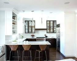 ideas for small kitchens layout peninsula in small kitchen small kitchen with peninsula minimalist