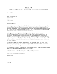 Business Letter For Inquiry by Cover Letter For Art Gallery The Letter Sample