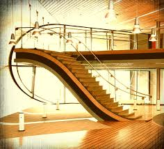 Beautiful Stairs by Architecture Luxury Handrails For Stairs In Gold Ideas With Many