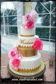 quinceañera cake 116 cakes cakesdecor