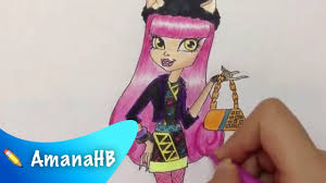 Howleen Wolf 13 Wishes Speed Drawing Of Howleen Wolf