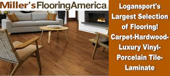Laminate Flooring Outlet Store Flooring And Carpet At Miller U0027s Flooring America In Logansport In