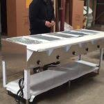 electric steam table countertop dazzling electric steam table set