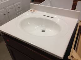 Rona Bathroom Vanities Canada by Sink Cultured Marble Vanity Countertop White Rona