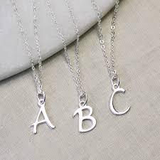 sted initial necklace silver initial bracelets best bracelet 2018