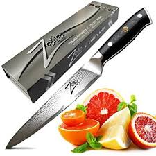 quality kitchen knives amazon com zelite infinity utility knife 6 alpha royal series