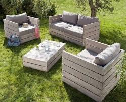 divanetti fai da te arredare giardino con i bancali foto design mag