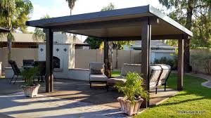 Patio Covers Ideas And Pictures Alumawood Solid Patio Cover Installer Mesa
