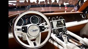 bentley bentayga 2016 2016 bentley bentayga luxus suv exterior and interior youtube