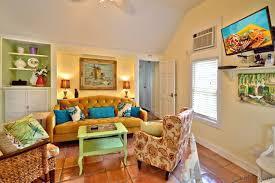 key west living room with blended furnishings key west key west wabi sabi 4 bedroom nightly vacation rental