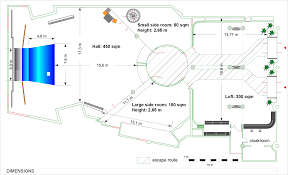 Fashion Show Floor Plan by Studio 44 The Multifunctional Event Location In Vienna