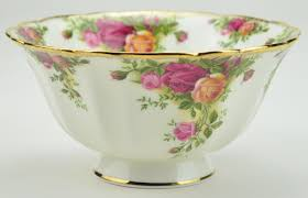 aynsley cottage garden images two vintage aynsley var i ete bowls
