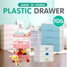 Drawer Storage Cabinet Qoo10 Blmg Sg The Largest Korean Plastic Drawer Storage Cabinet
