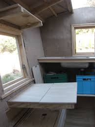 polly an ingenious self build camper made from salvaged materials