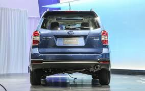 subaru forester decals 2014 subaru forester shows off impreza inspired styling roomier