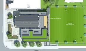 wychwood library expansion urban toronto