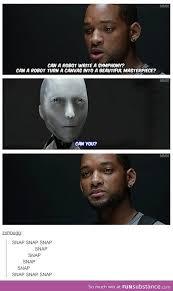 I Robot Meme - robots movie meme memesuper robots meme memes de robots and