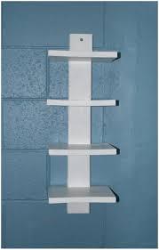 White Corner Bookshelves Tool Storage Shelves Shower Corner Shelf Type Stainless Wall