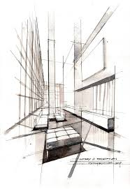 23 best freehand sketch images on pinterest sketching interior