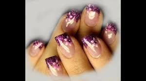 uas de gelish decoradas nuevas tendencias en uñas decoradas con gelish youtube