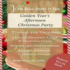 donegal christmas party nights