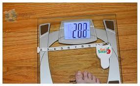 Eatsmart Digital Bathroom Scale by Eatsmart Precision Maxview Digital Bathroom Scale