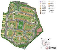 3d design bureau 2d plans portfolio