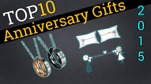 10 anniversary gift top 10 anniversary gifts 2015 compare the best anniversary gifts