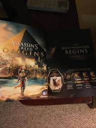 Pressure Fit Stair Gate 90cm by Assassin U0027s Creed Origins Leaks Reveal Character And October 2017