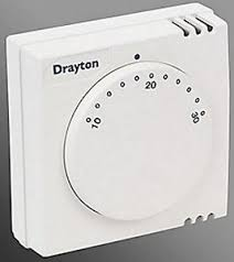 drayton room thermostat ebay