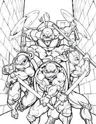 ninja turtles coloring pages pdf toddlers splinter turtle