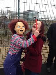 chucky mask chucky costume childrens fancy dress escapade uk