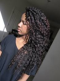 Wash And Go Styles For Transitioning Hair - alex 4a b transitioning natural hair style icon black
