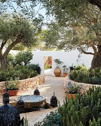 Mediterranean Gardens Ideas While Our D Summers Unpredictable Climates And
