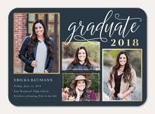 graduation announcment graduation announcements simply to impress