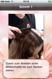 Frisuren Anleitung App by Frisuren Anleitungen Benjamin Lochmann Apps