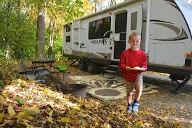 travel trailer family travel rv trailer cing adventures
