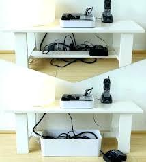 boitier bureau cache cable bureau cache cable bureau boitier design pour chargeur