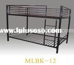 Bunk Beds Manufacturers Stunning Metal Frame Bunk Bed Bedroomdiscounters Bunk Beds Metal