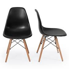 Modern Plastic Chairs Furniture Eames Chair Ebay Herman Miller Shell Chair Eames