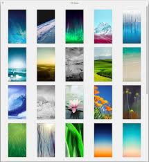 33 wallpapers from ios 7 for iphone ipod touch