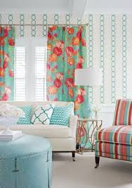 Coral And Turquoise Curtains Coral And Turquoise Curtains Great Home Interior And Furniture