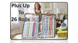 wrap it gift bag gift wrap storage and organizing wrap it s